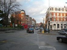Lambeth, Streatham High Road, London © Danny P Robinson